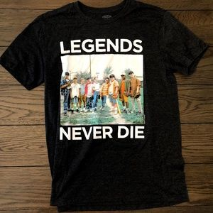 """The Sandlot"" ""LEGENDS NEVER DIE"" Tee"